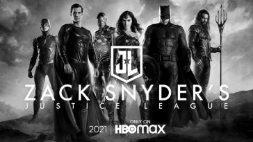 Justice League: Zack Snyder's Director Cut Teaser Released.
