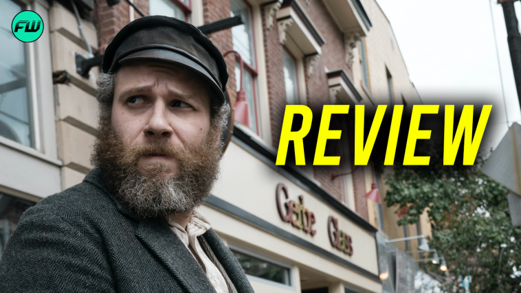An American Pickle Review: A Great One Man Show