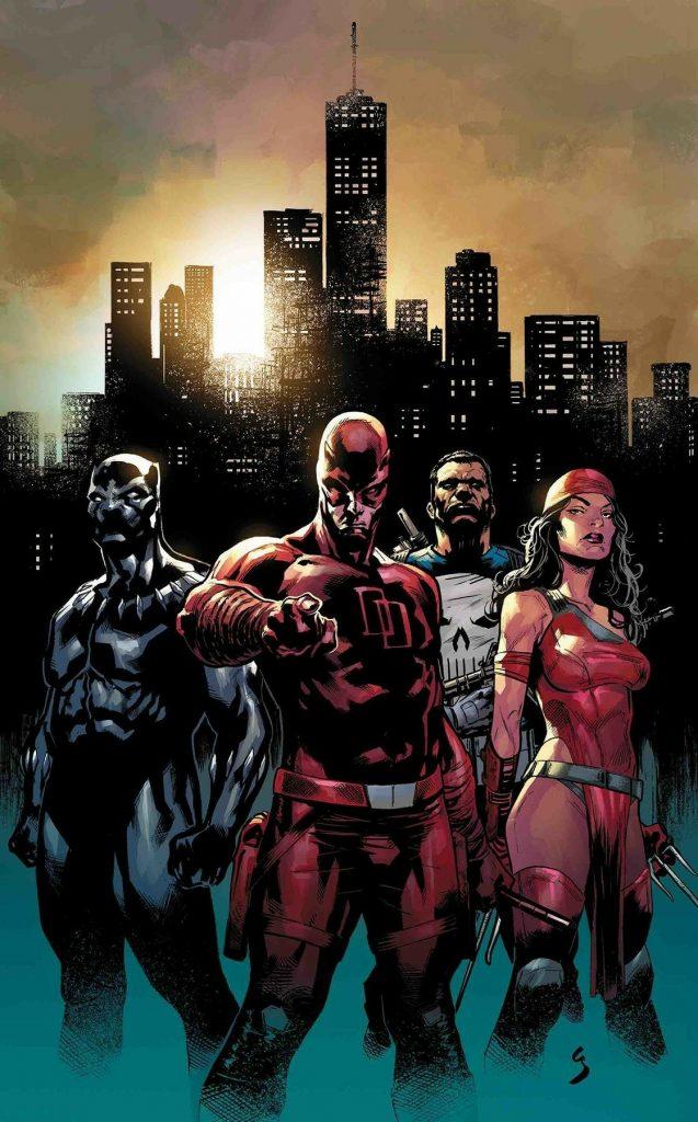 black panther defenders superhero