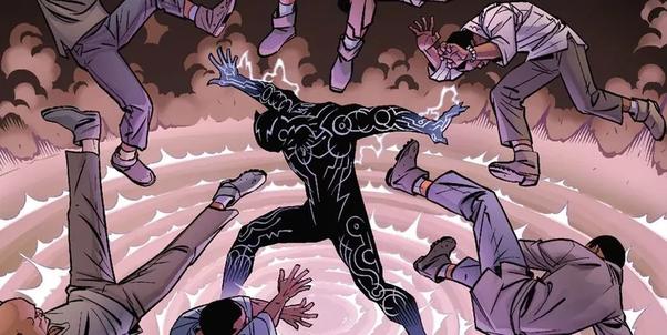 black panther superhuman senses