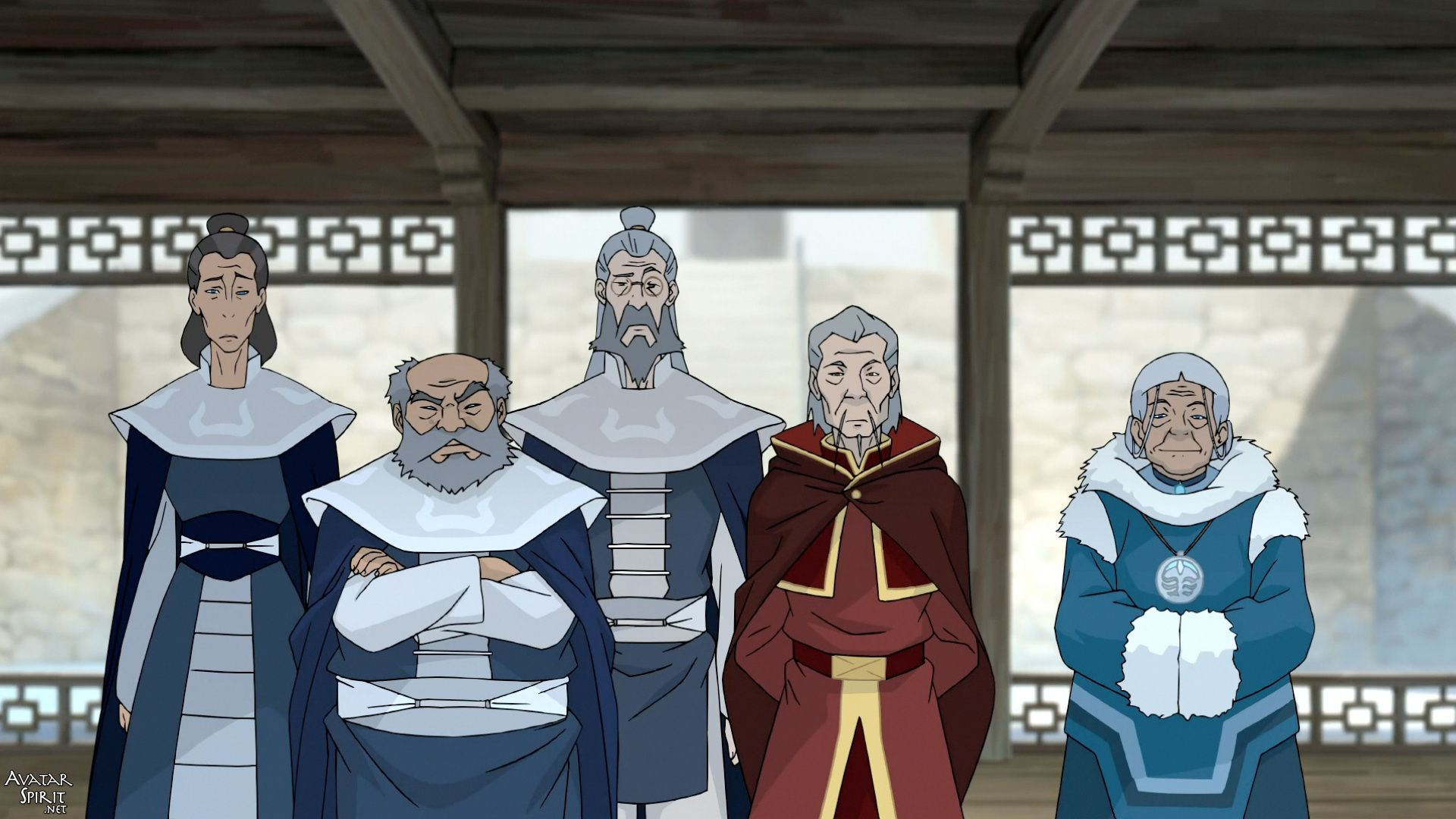 Avatar The Last Airbender Every Known Member Of The Ancient