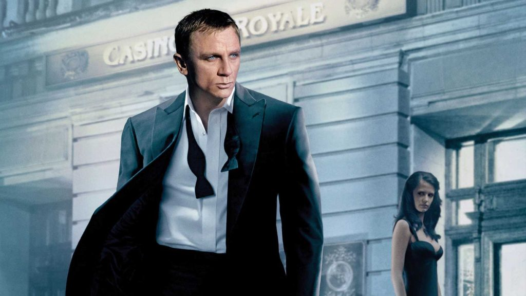highest grossing action movies casino royale