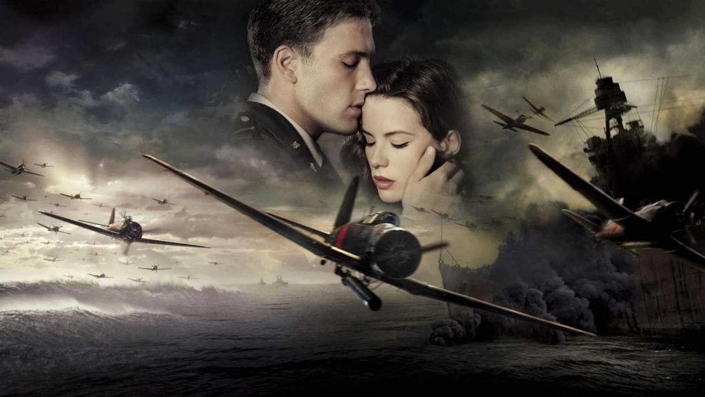 highest grossing action movies pearl harbour