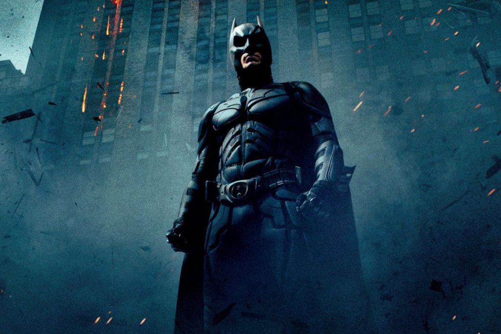 highest grossing action movies the dark knight batman
