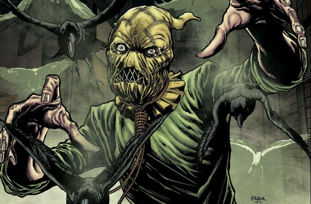 hush scarecrow young thomas elliot