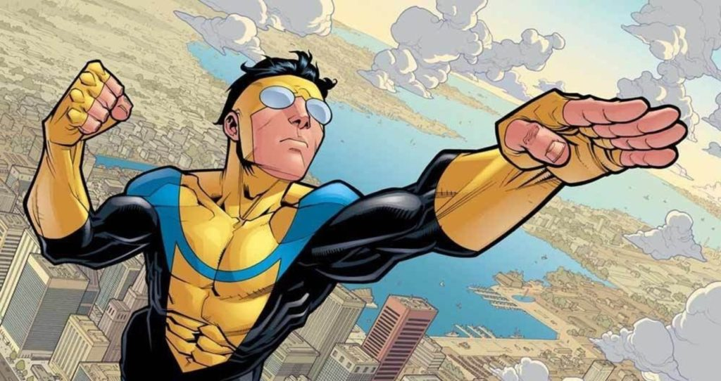 invincible comic-book