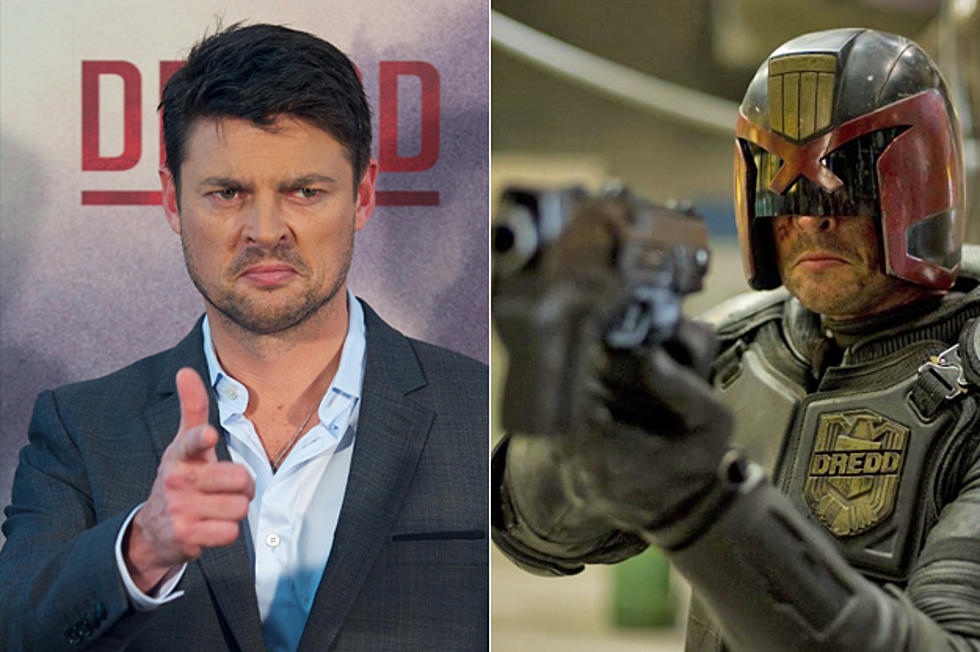 judge dredd karl urban shooting lawmaster