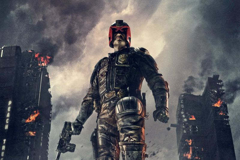 judge dredd tv reboot show mega-city one