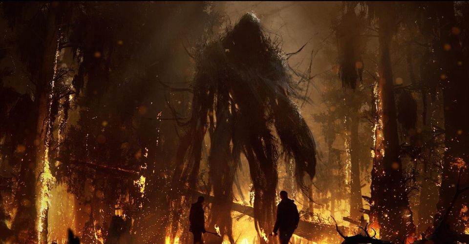 justice league dark houston sharp second comic accurate swamp thing concept art