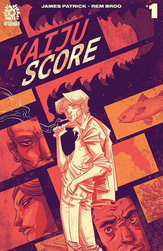 kaiju score aftershock sneak peek