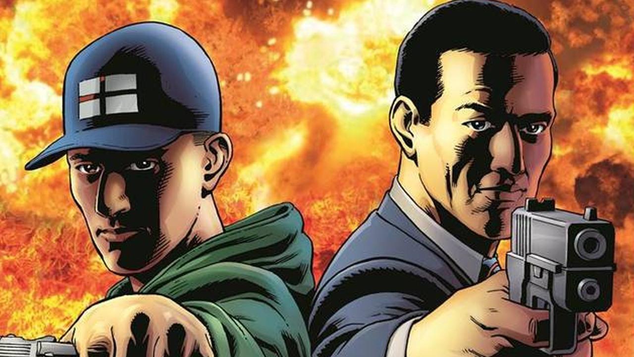 Kingsman Comics; The King's Man