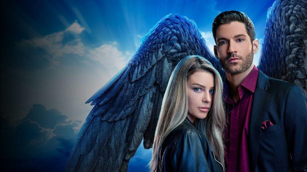 Lucifer Season 5 Chloe and Lucifer