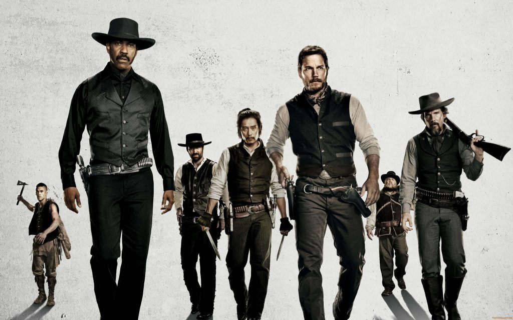 remakes the-magnificent-seven-2016