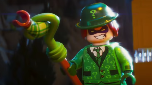 riddler lego batman conan o'brien