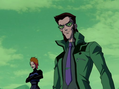 riddler young justice
