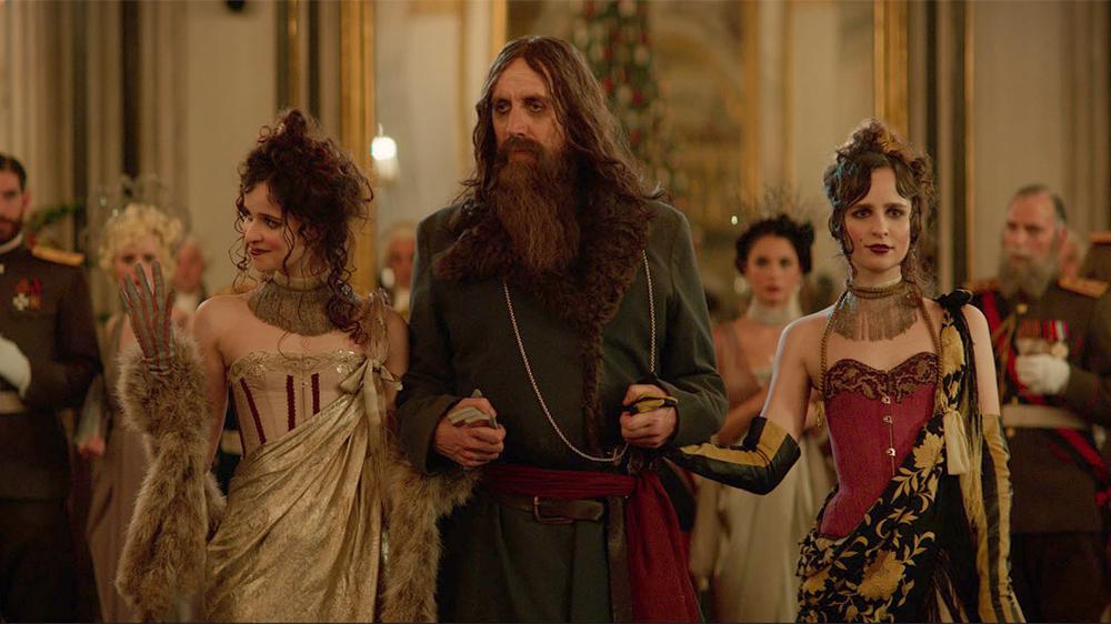 Gregory Rasputin in The King's Man
