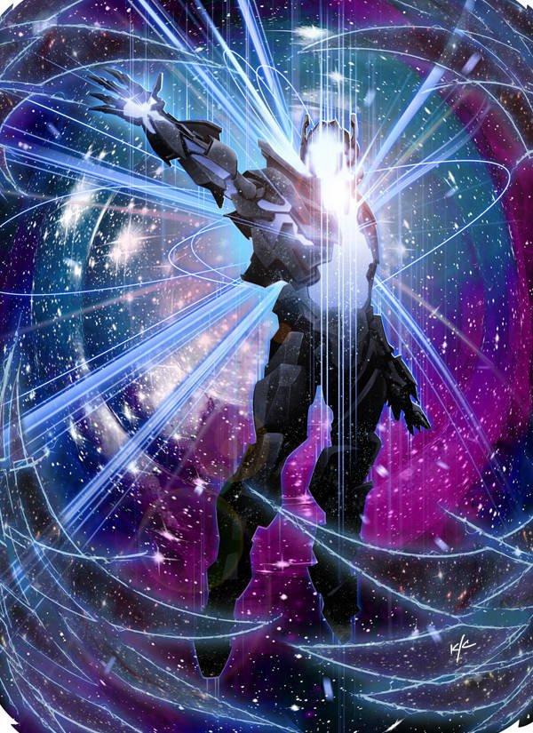 transformers arisen