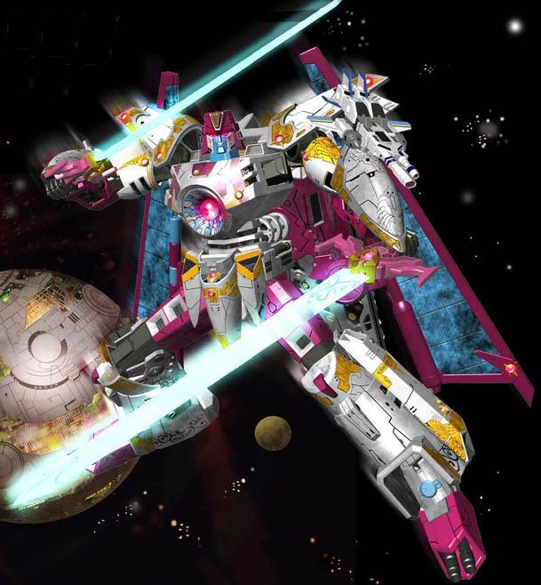 transformers vector prime