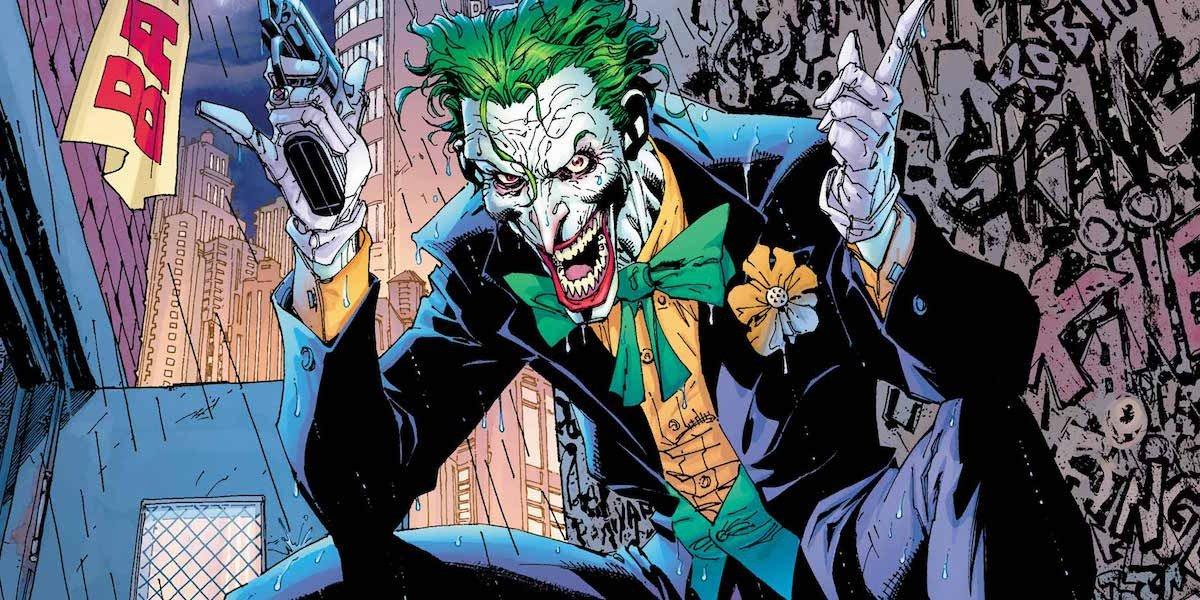 Joker vs the Boys