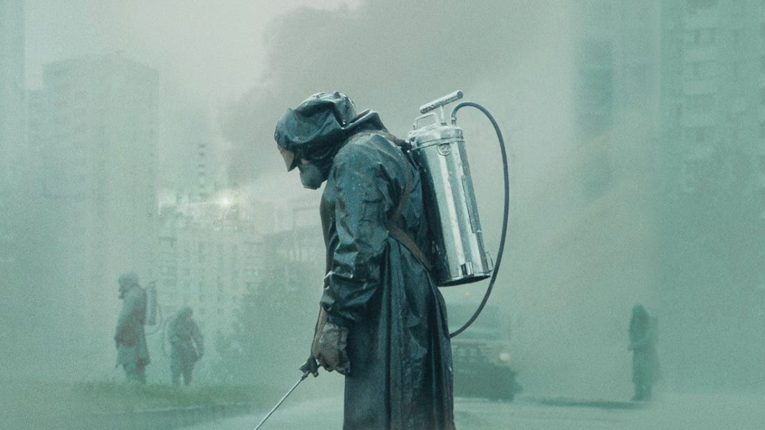 Chernobyl; Historical TV Shows