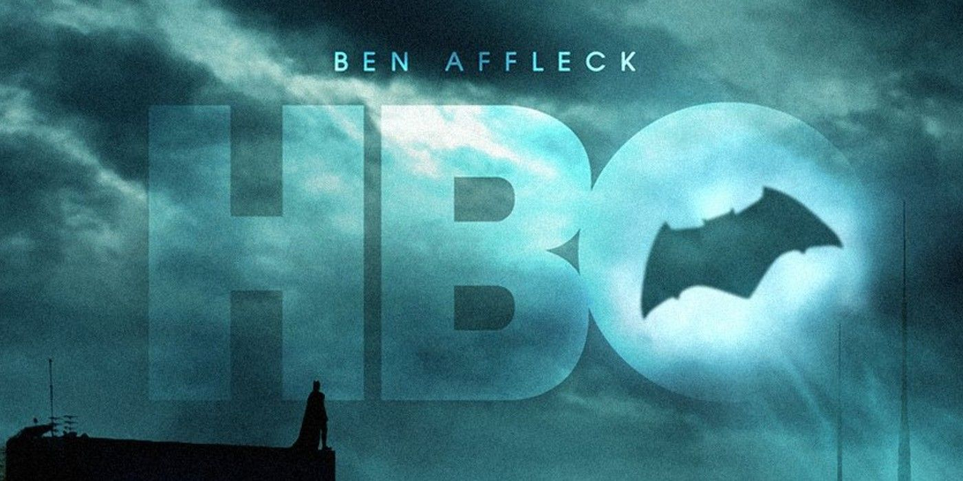Ben Affleck as Batman for HBO Max