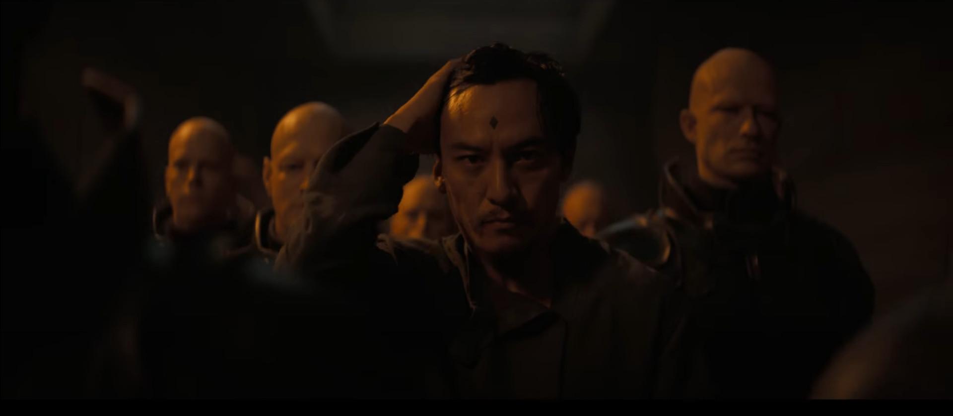Chang Chen in Dune