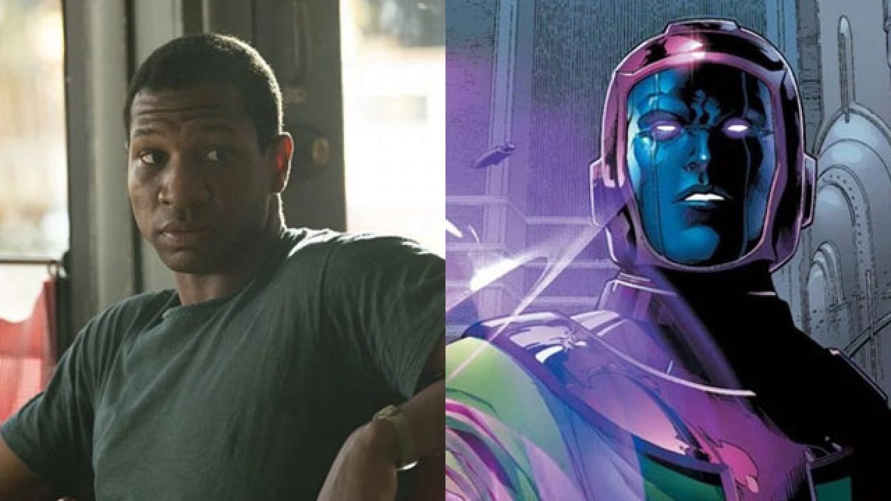 Jonathan Majors as Kang in Ant-Man 3