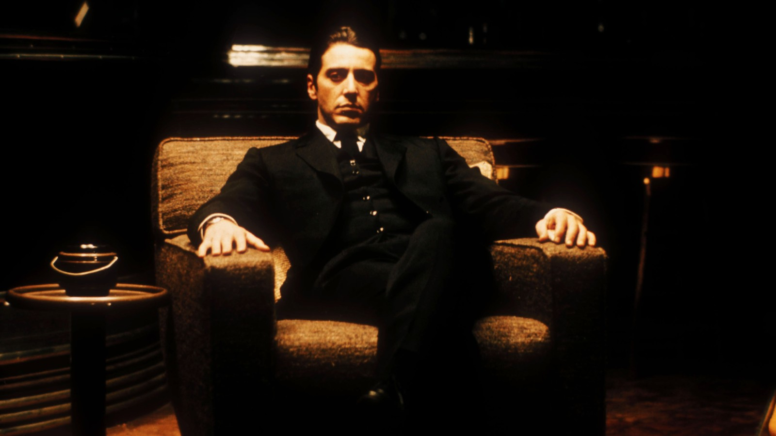 Michael Corleone in The Godfather II