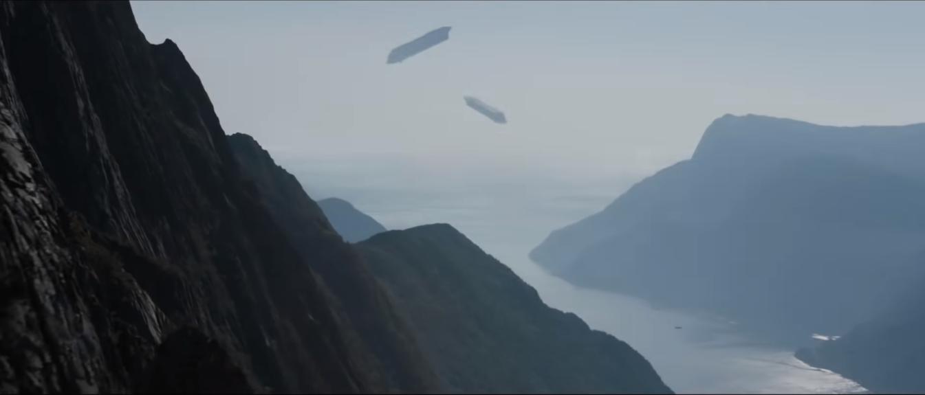 Ocean Planet Caladan; Dune