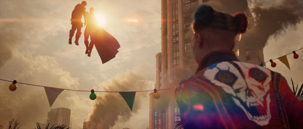 Suicide Squad Kill The Justice League superman kills pilot