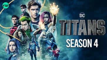 Titans Gets Early Season 4 Renewal