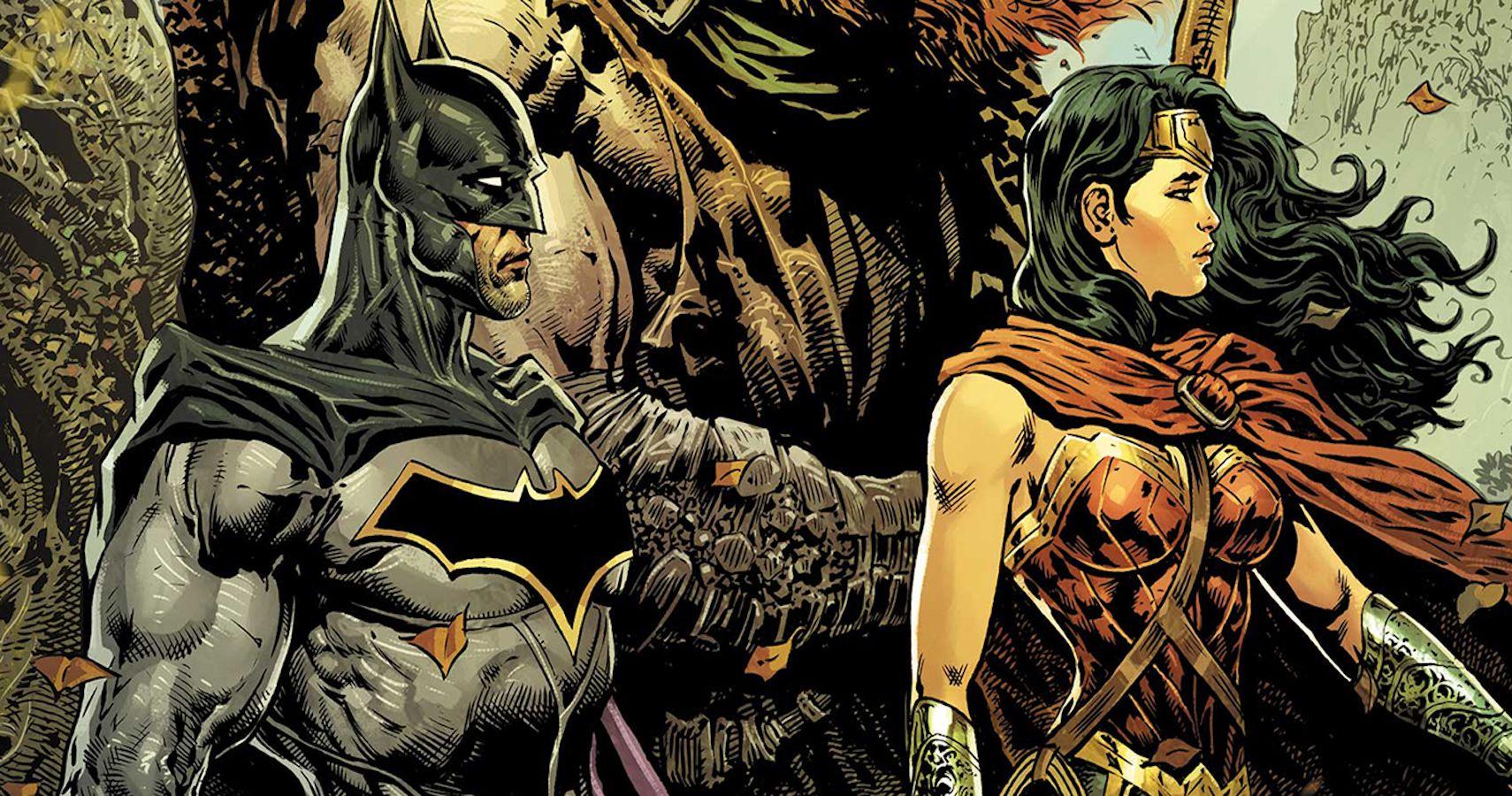 Batman and Diana