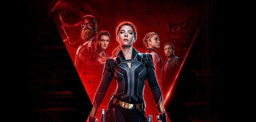 Black Widow Phase Four