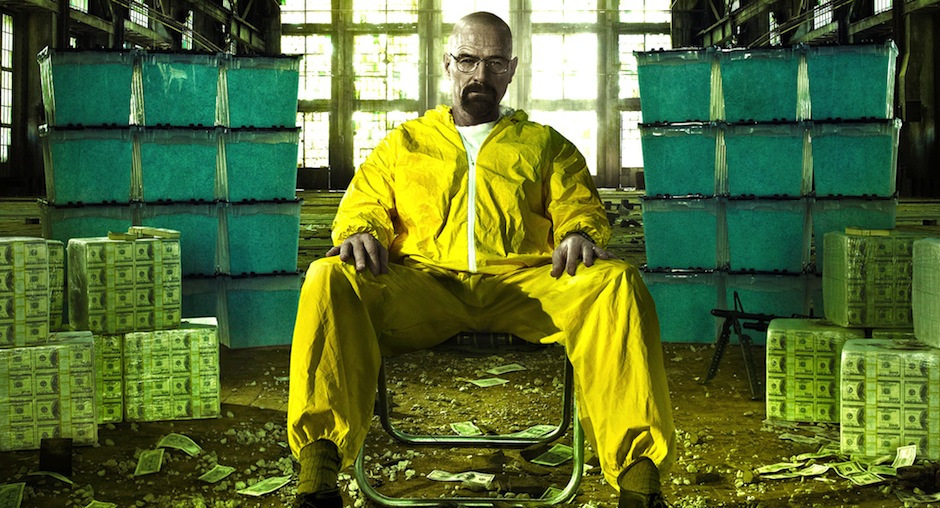breaking bad walter white poster I did it for me