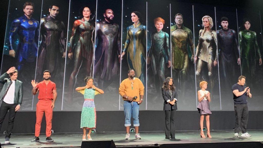 eternals movie cast