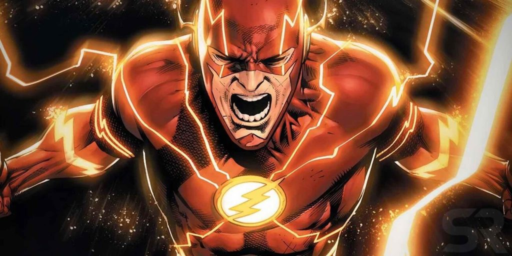 flash vs superman flash time perception