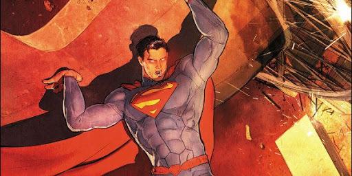 flash vs superman superman strength
