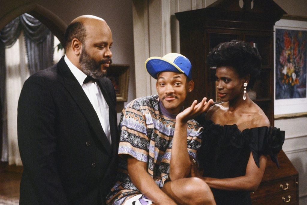 fresh prince reunion special banks family
