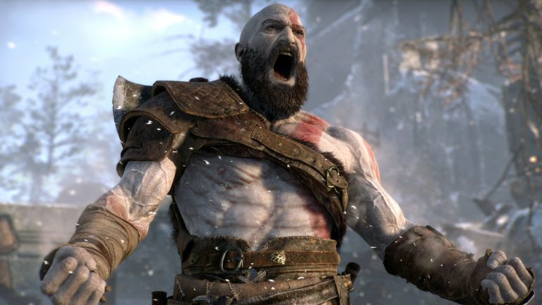 god of war 5 kratos