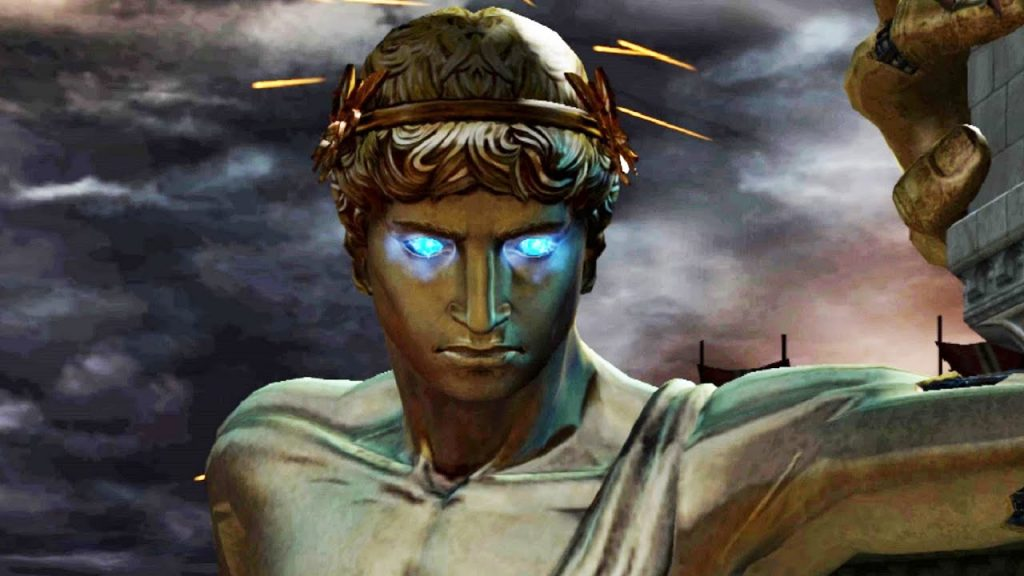 god of war colossus of rhodes