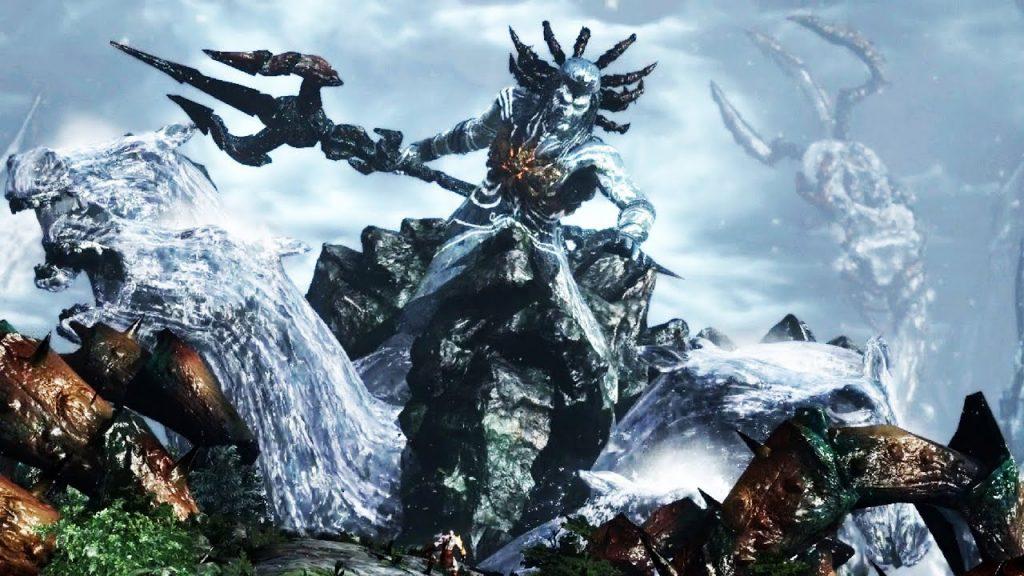 god of war poseidon