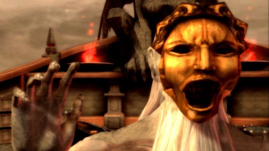 god of war charon