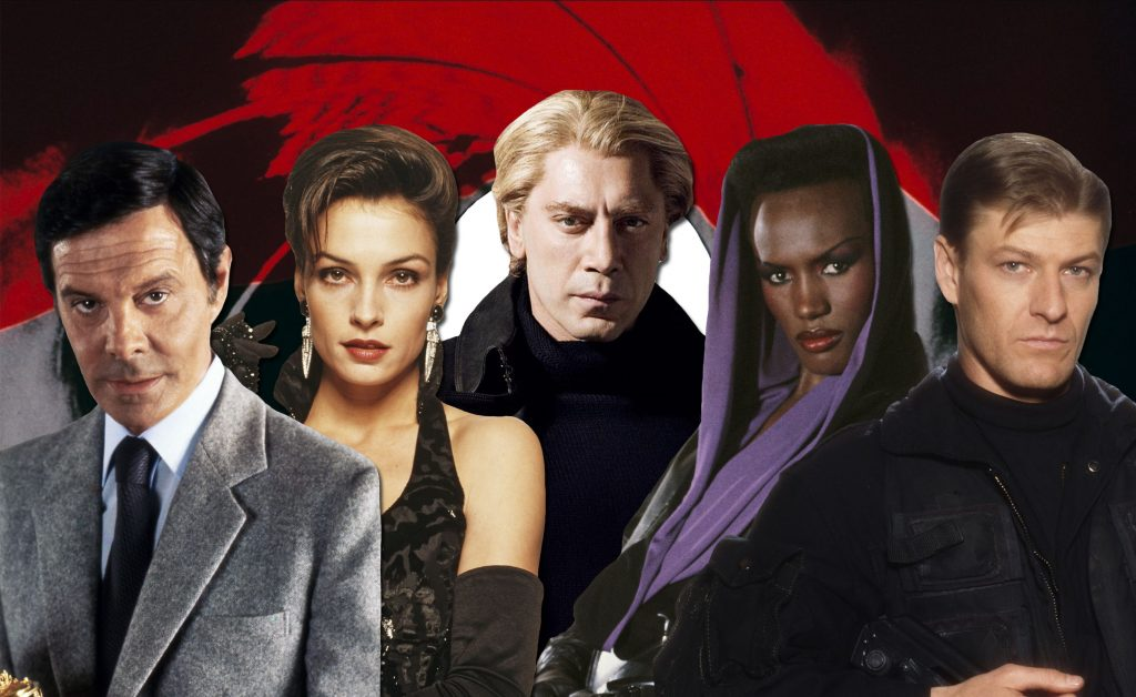 james bond vs Mission Impossible bond villains