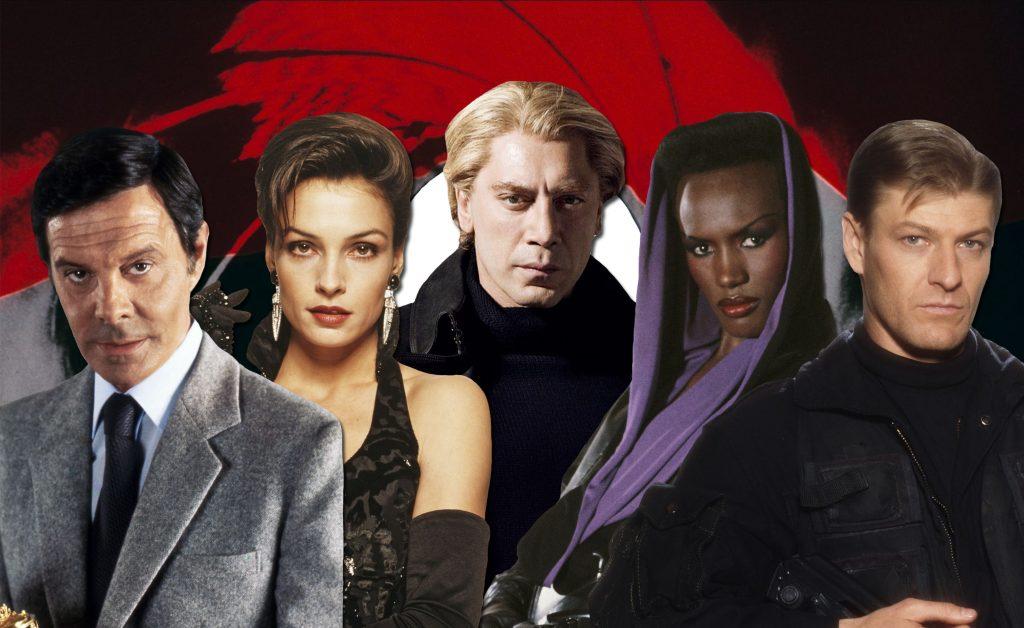 james bond vs Mission Impossible bond villains