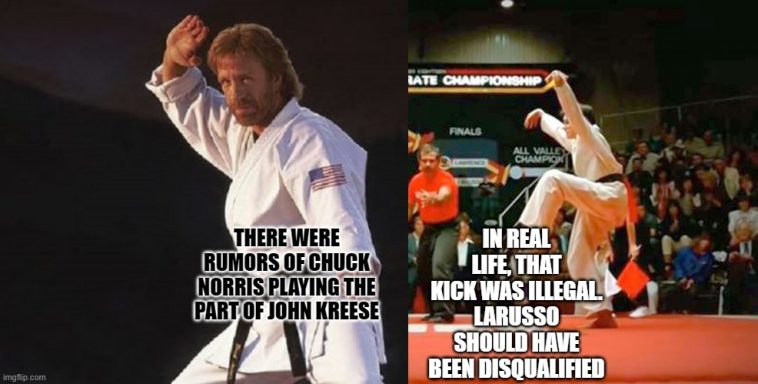 Karate Kid 12 Incredible Facts To Sweep You Off Your Feet Fandomwire