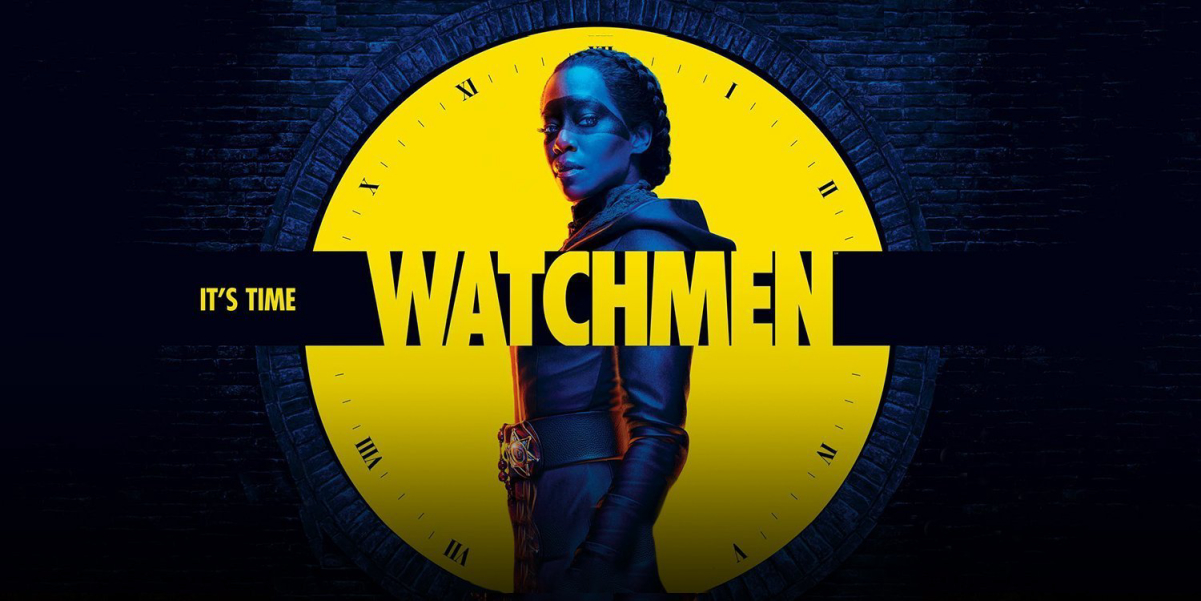 Watchmen; Comic Book TV Shows