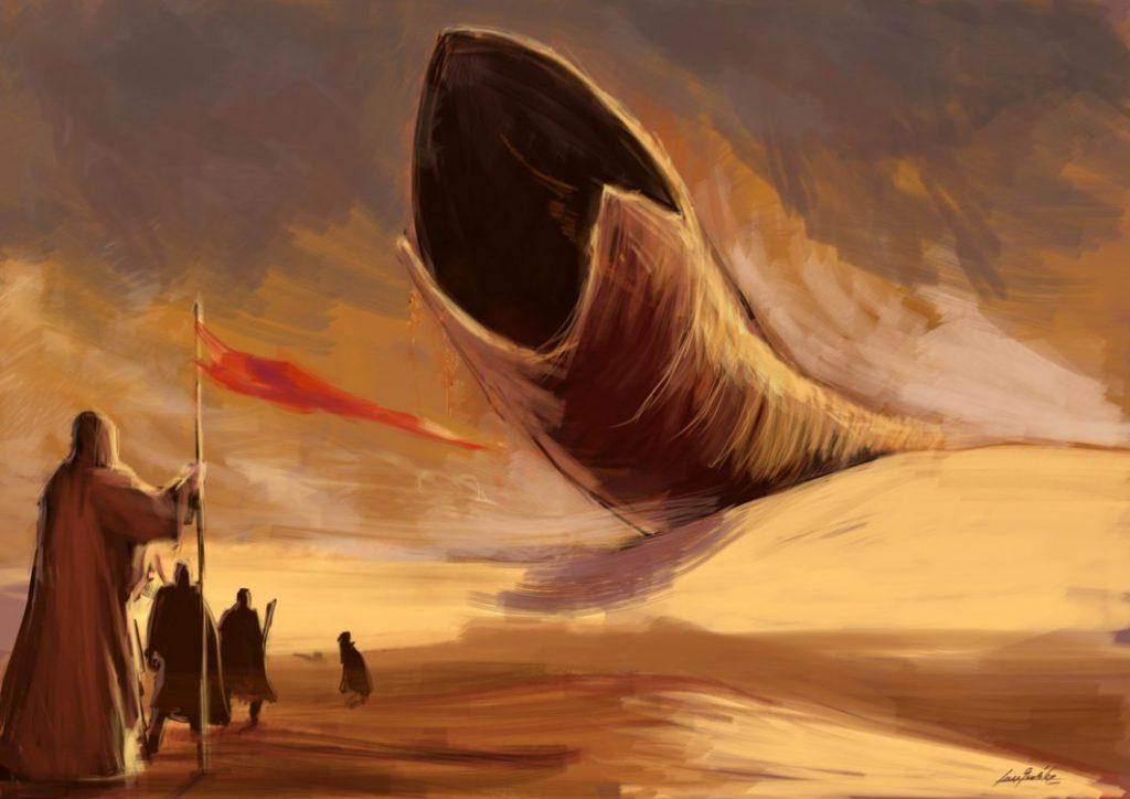 sandworm fremen