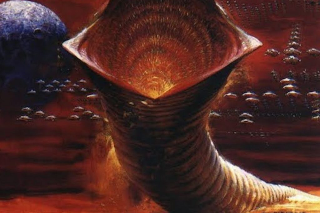 sandworms age