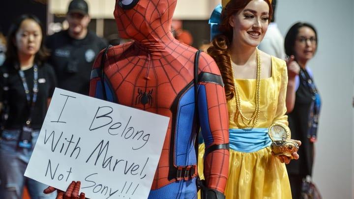 spider-man tv universe two universes spider-man