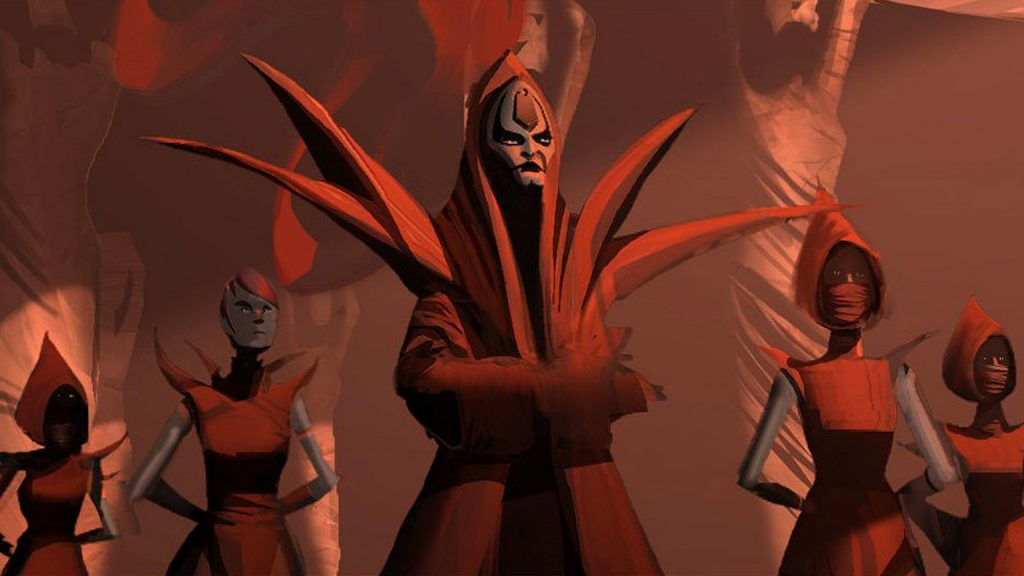 star wars force ghosts clone-wars-nightsisters-concept-art-tall